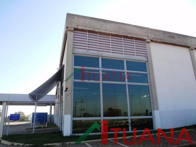 Galpão industrial/comercial para venda ou locação, Chácaras Reunidas Ipê, Itu - GA0005.