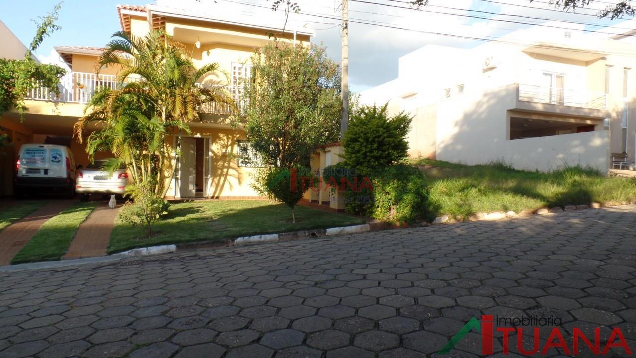 Casa residencial à venda, Condomínio Portal da Vila Rica, Itu - CA0841.