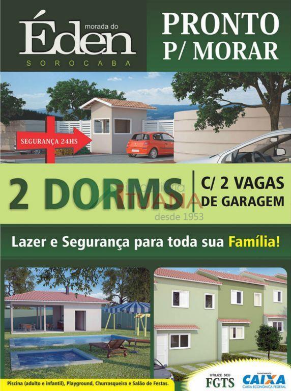 Casa residencial à venda, Éden, Sorocaba - CA0711.