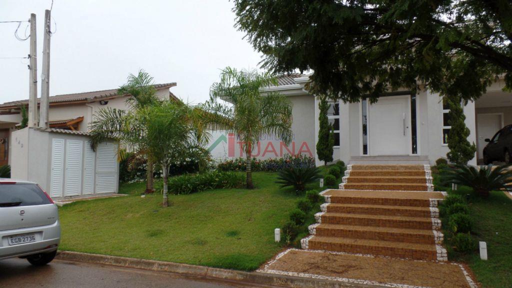 Casa residencial à venda, Jardim Santa Monica, Itu.