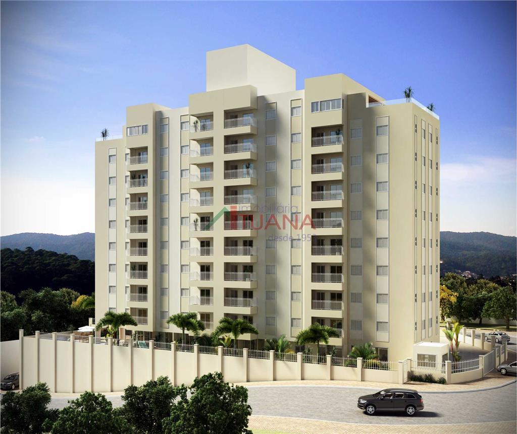Apartamento residencial à venda, Jardim Paraíso II, Itu.