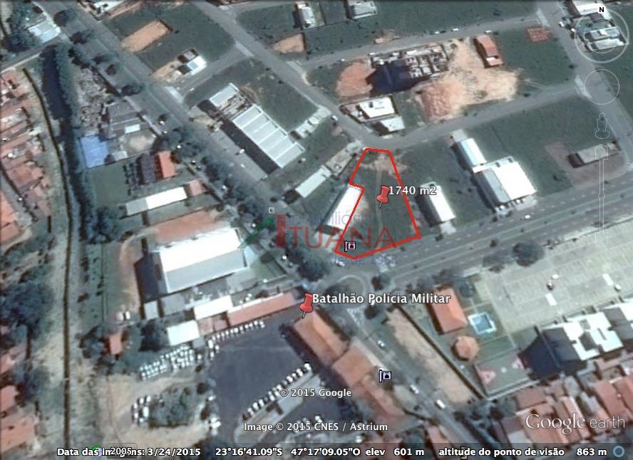Terreno residencial à venda, Itu Novo Centro, Itu -
