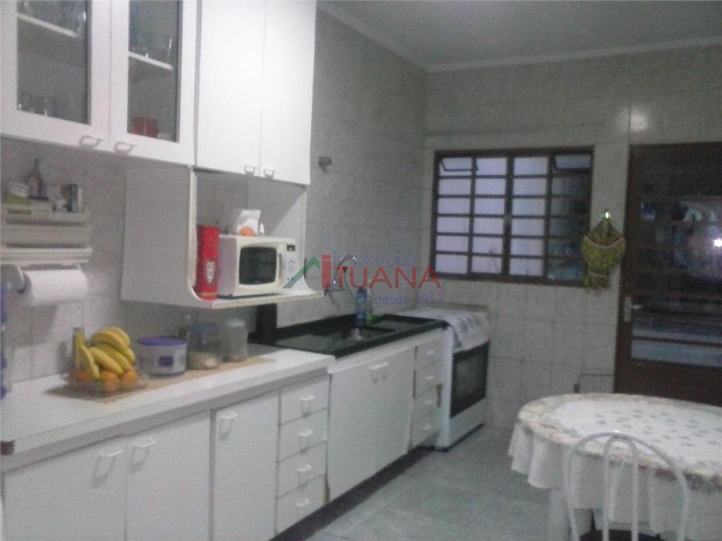 Casa residencial à venda, Jardim das Rosas, Itu.