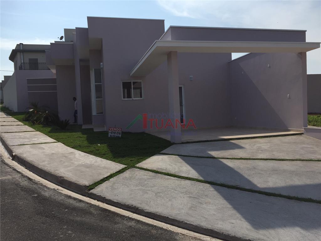 Casa residencial à venda, Condomínio Fechado picollino, Salto.