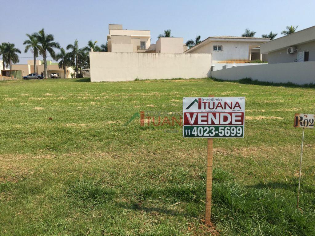 Terreno residencial à venda, Condomínio Palmeiras Imperiais, Salto.