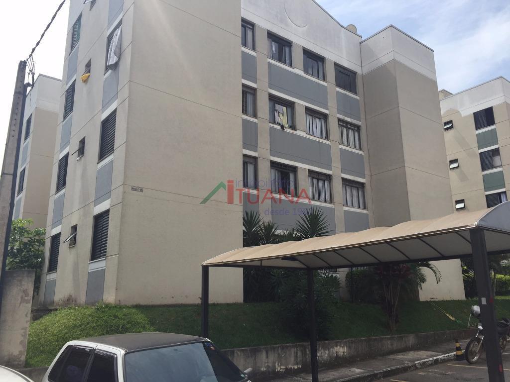 Apartamento residencial para venda e locação, Condomínio Residencial Primavera, Itu.