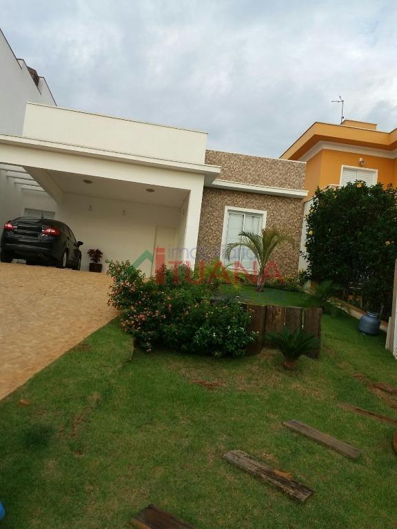 Casa residencial à venda, Condomínio Portal da Vila Rica, Itu - CA1001.
