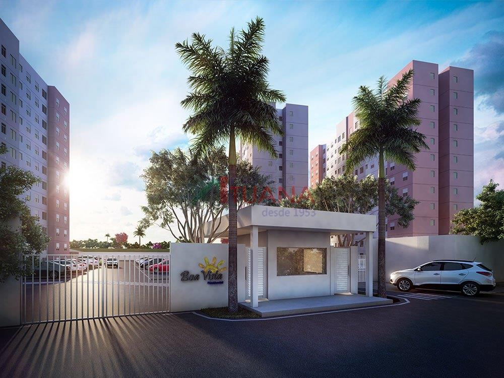 Apartamento residencial à venda, Vila Padre Bento, Itu.
