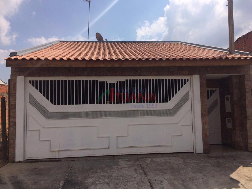Casa residencial à venda, Residencial São Gabriel, Salto.