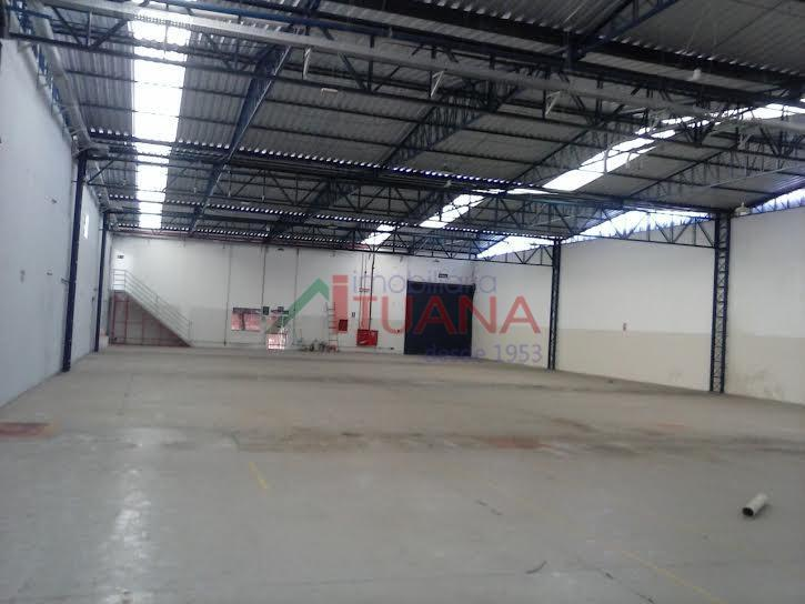 14eb34f02 lindo galpão comercial em local privilegiado , área total de 1.261 m² e  área construída de