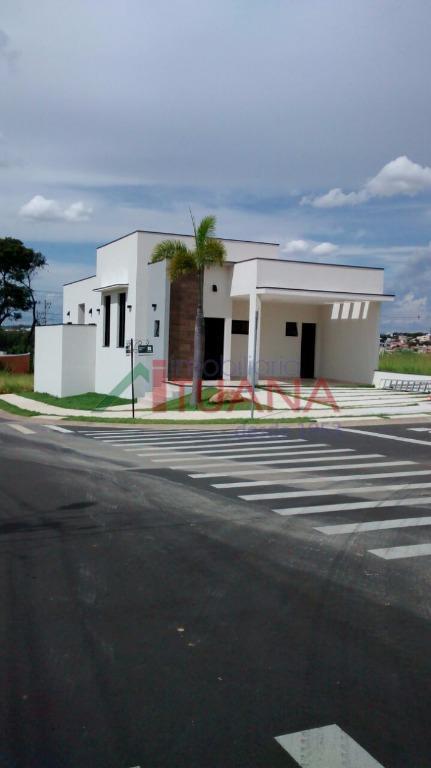 Casa residencial à venda, Condomínio Village Moutonnée, Salto.