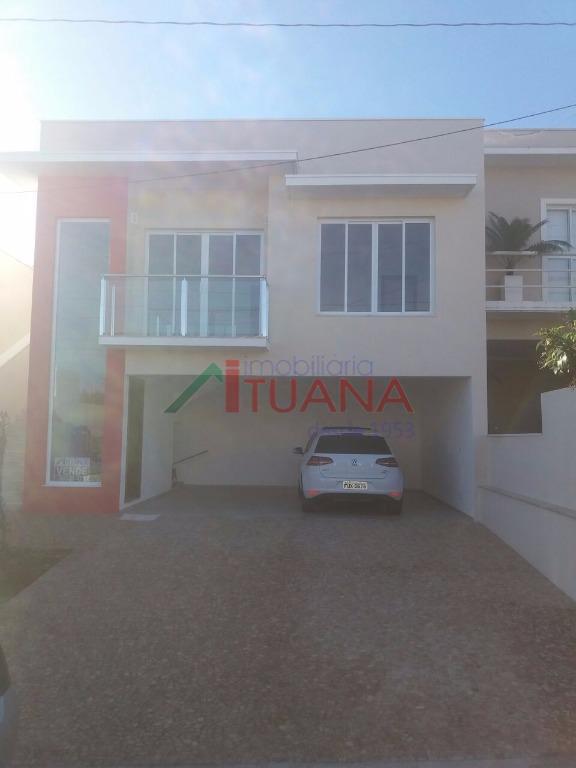 Casa residencial à venda, Condominio Aldeia de España II, Itu.