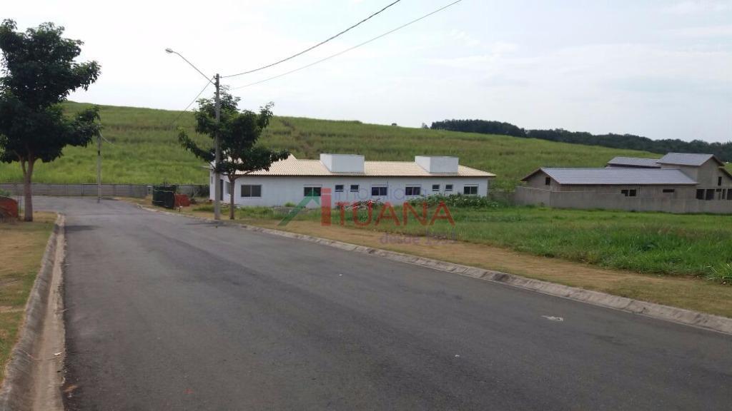 Terreno residencial à venda, Condomínio Fechado Bothanica Itu, Itu.