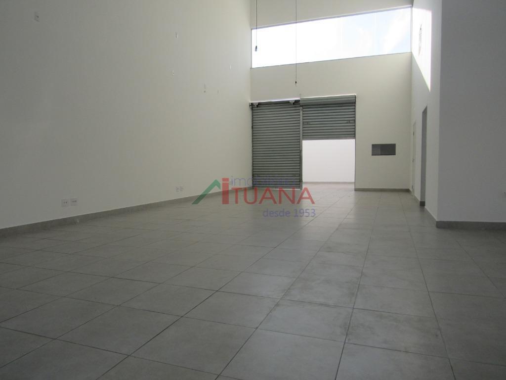 Galpão para alugar, 134 m² por R$ 3.600/mês - Itu Novo Centro - Itu/SP