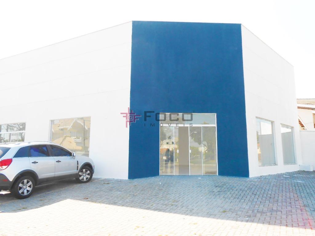 Ponto comercial para locação, Jardim das Indústrias, São José dos Campos - PT0005.