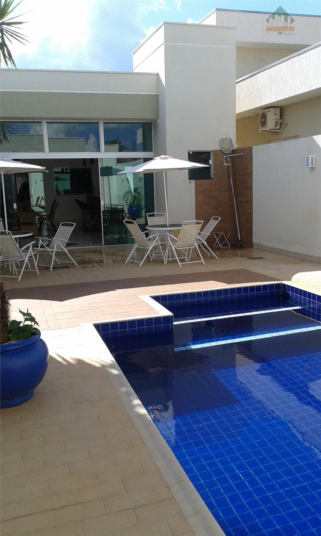 Ótima  residencia à venda, Condomínio Habiana II, Araçatuba.
