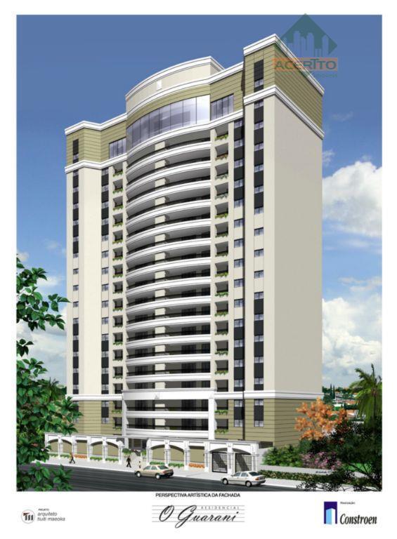 Ed. Guarani . Andar alto 4 suites. Centro