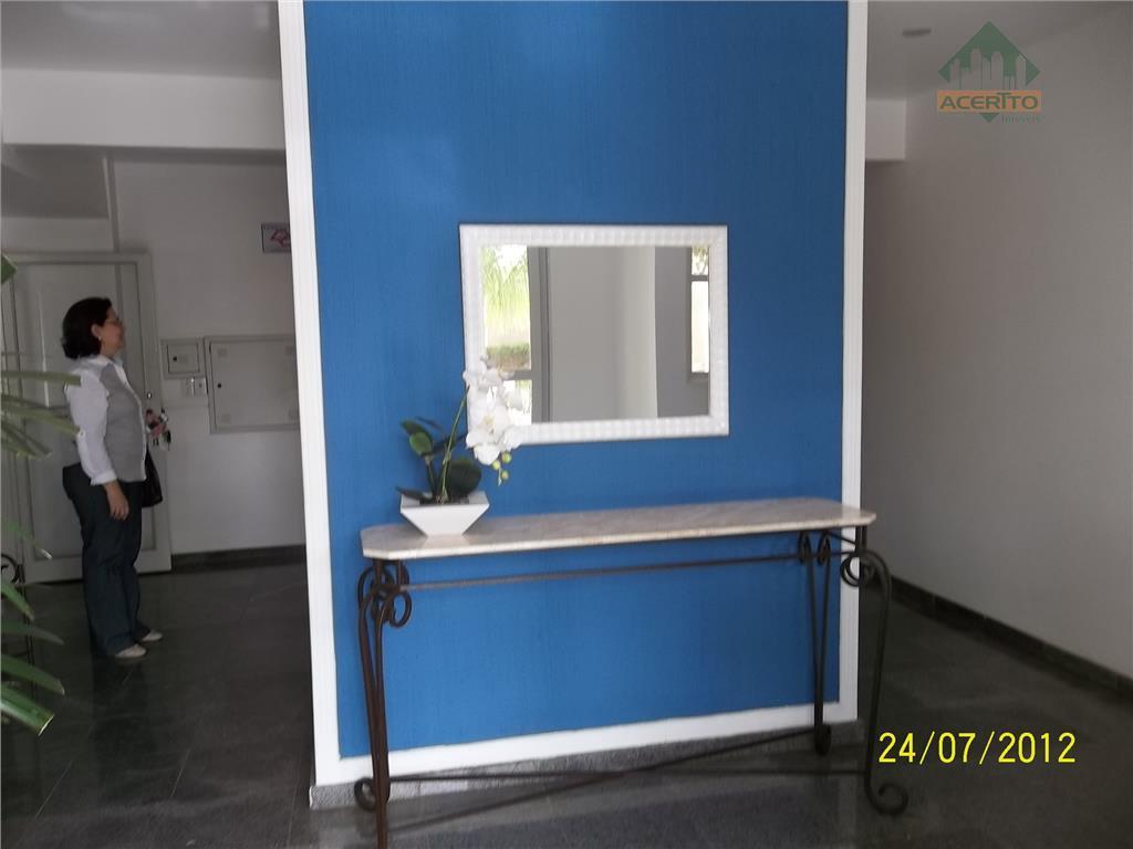 Apartamento residencial à venda, Edifício Ilha Bela, Araçatuba.