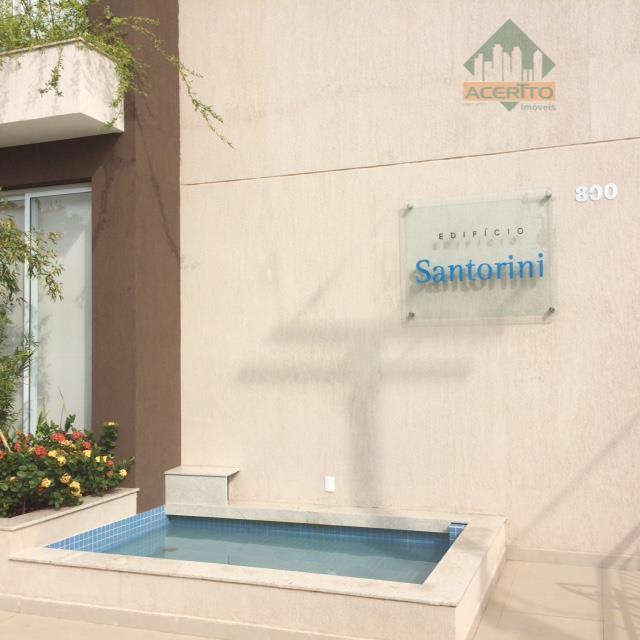 Apartamento  residencial à venda , Edifício Santorini, Araçatuba.