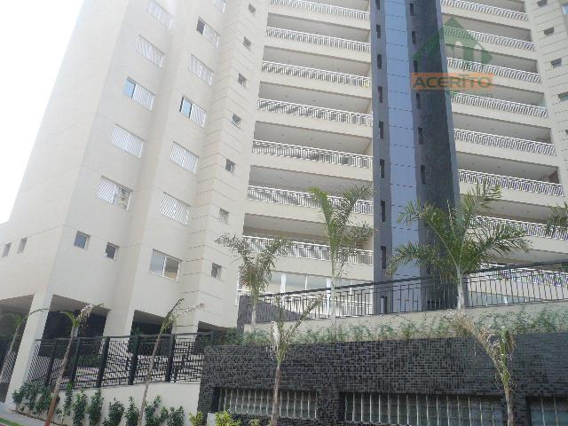 lindo apartamento  residencial à venda, Edifício Albatroz, Araçatuba.