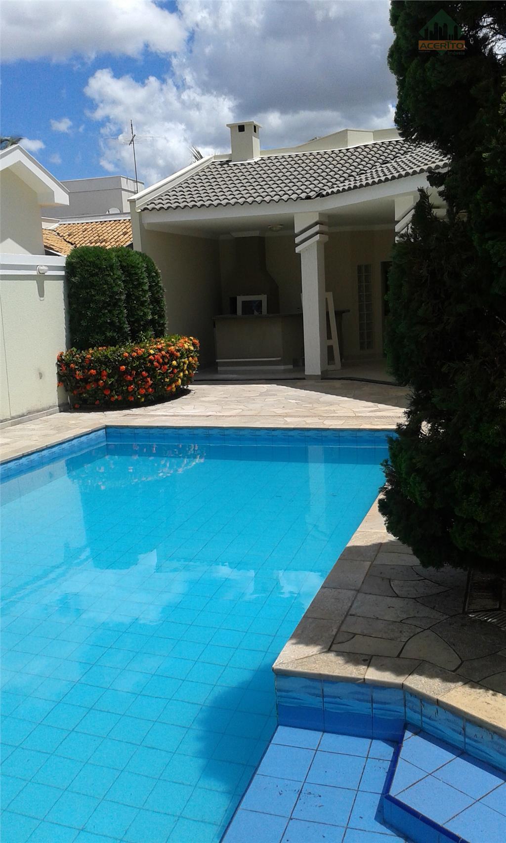 Casa  residencial para locação, Condomínio Habiana, Araçatuba.