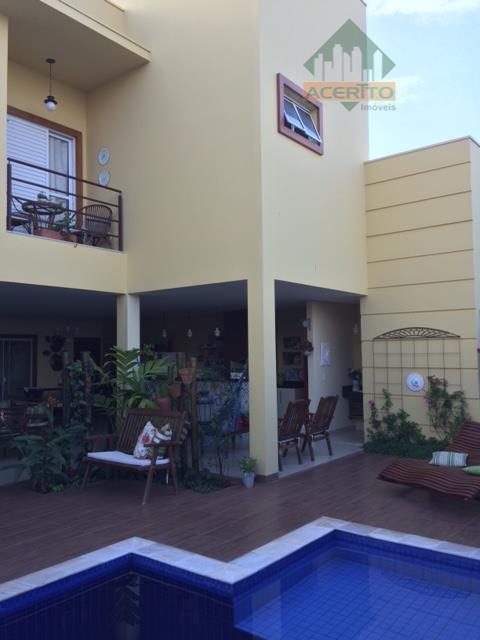 Sobrado  residencial à venda, Condomínio Habiana 2 Lindíssima.