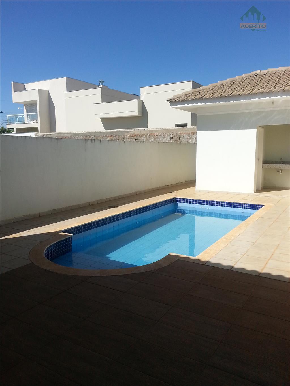 Casa  residencial nova à venda, Condomínio Habiana II, Araçatuba.
