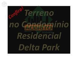 Terreno Condomínio Residencial Delta park, Araçatuba.