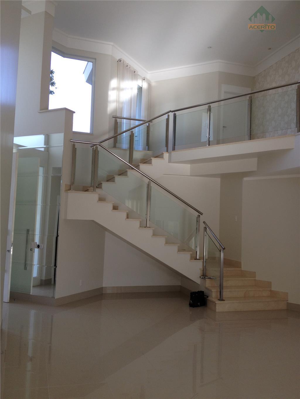 Sobrado residencial à venda, Condomínio Araças, Araçatuba