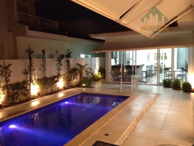 Casa  residencial à venda, Condomínio dos Araças, Araçatuba.