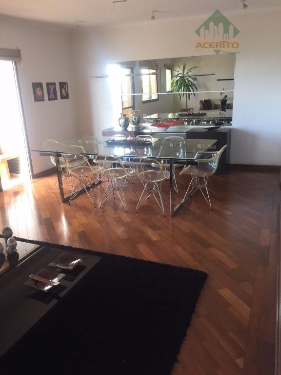 Apartamento residencial à venda, Jardim Brasília, Araçatuba.