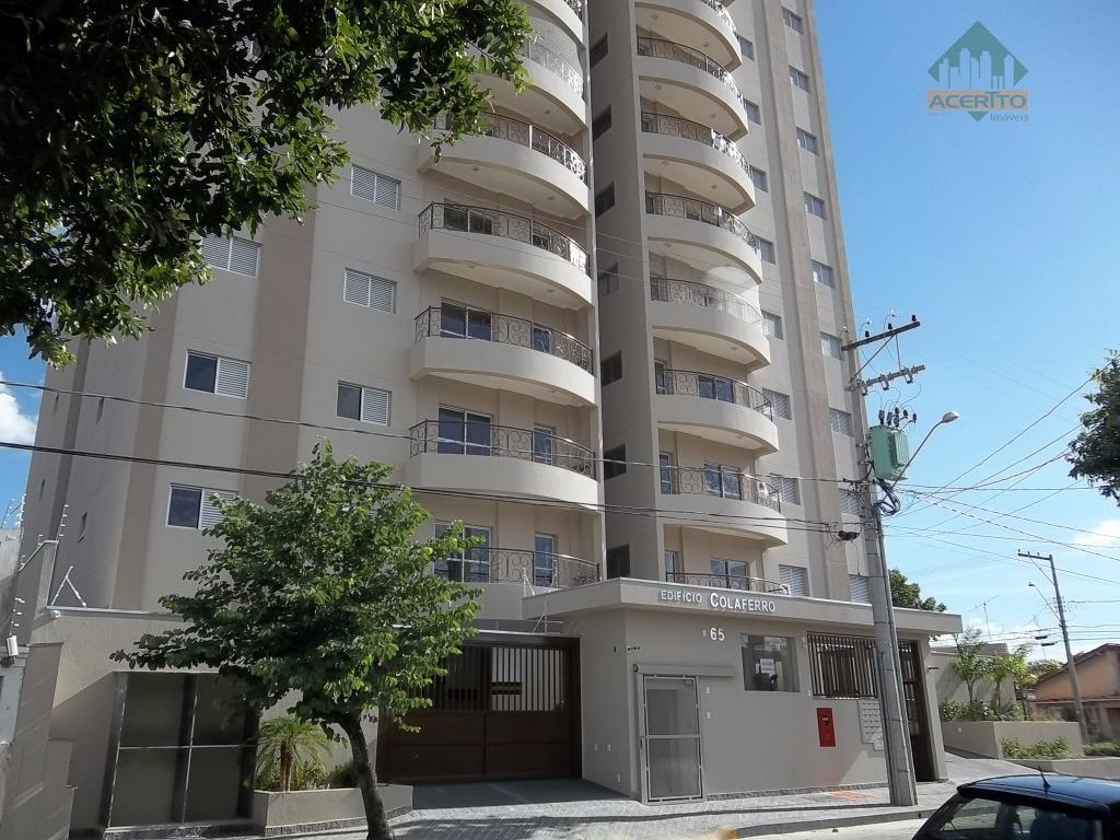 Edificio Colaferro. Bairro São João. Novo.