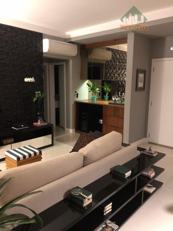 Apartamento Duplex residencial à venda, Vila Bandeirantes, Araçatuba.