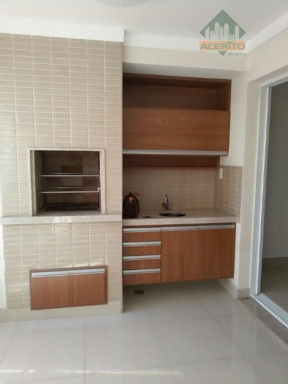 Apartamento à venda, Ed. Costa Brava, Vila Mendonça, Araçatuba.