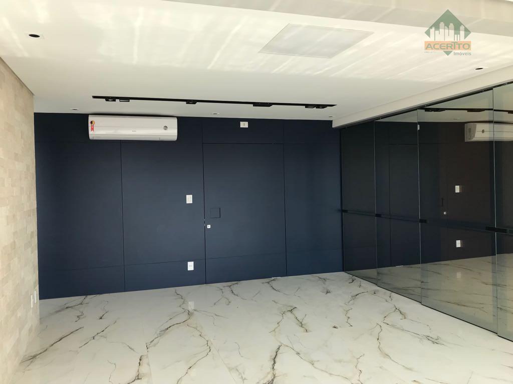 Cobertura residencial à venda, Ed. Metropolitan, Vila Mendonça, Araçatuba - CO0019.