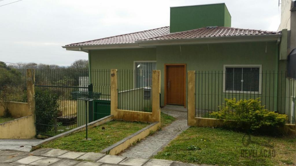 Sobrado  residencial à venda, Silveira da Motta, São José dos Pinhais.