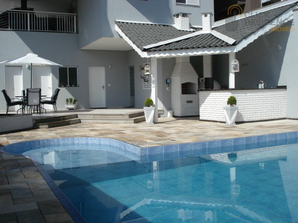 LINDÍSSIMO - Sobrado  residencial à venda, Swiss Park, São Bernardo do Campo.