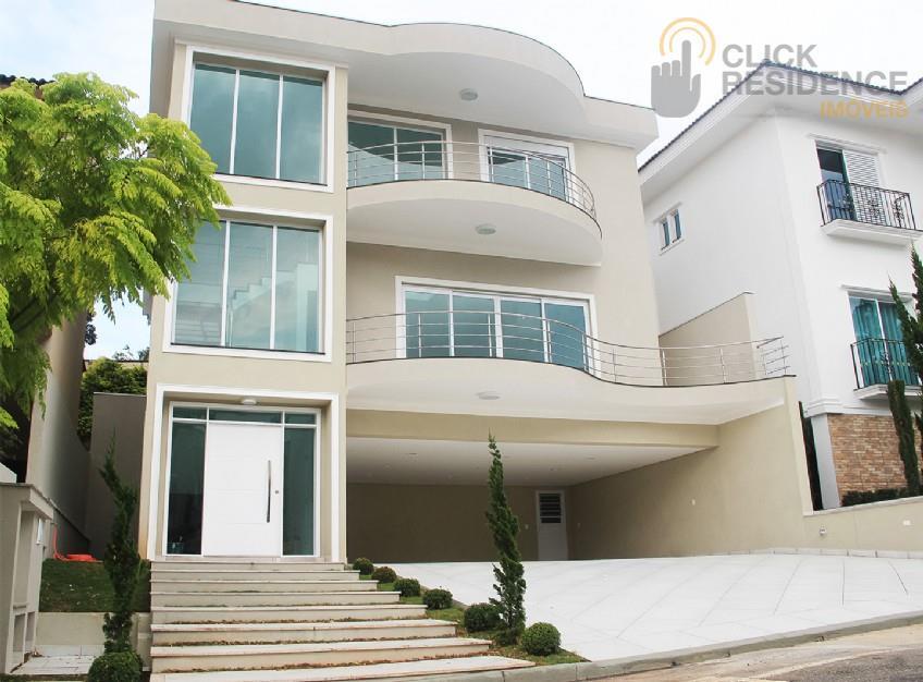 Sobrado com 4 SUITES EM CONDOMÍNIO FECHADO à venda, 435 m² por R$ 3.200.000 - Jardim Hollywood - São Bernardo do Campo/SP