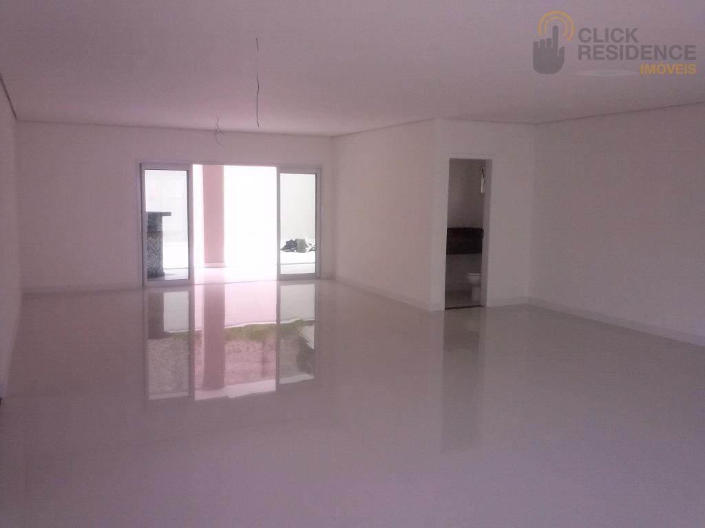 CONDOMÍNIO FECHADO - NOVÍSSIMO - Sobrado  residencial à venda, Jardim Hollywood, São Bernardo do Campo.