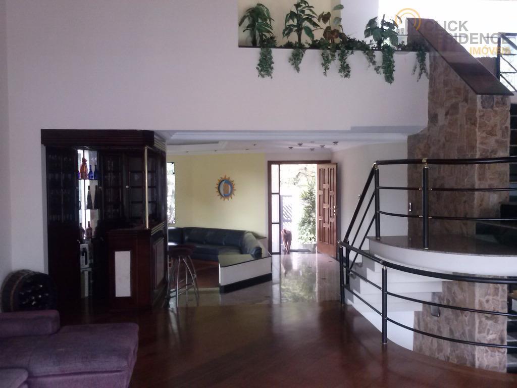MARAVILHOSO - Sobrado residencial à venda, Parque Anchieta, São Bernardo do Campo - SO0078.