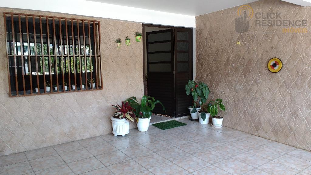 BELÍSSIMO - Sobrado  residencial à venda, Baeta Neves, São Bernardo do Campo.