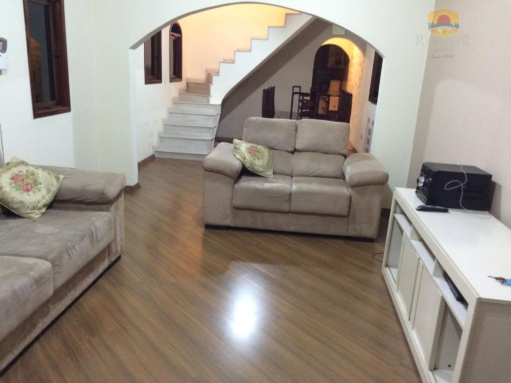 Sobrado | 3 Dorms  | 5 Vagas |  – Jd.  Nossa Sra. Do Carmo, São Paulo