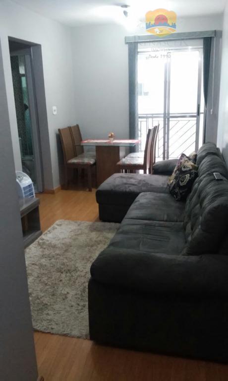 Apartamento 2 Dorms | 1 Vaga | Vila Carmosina
