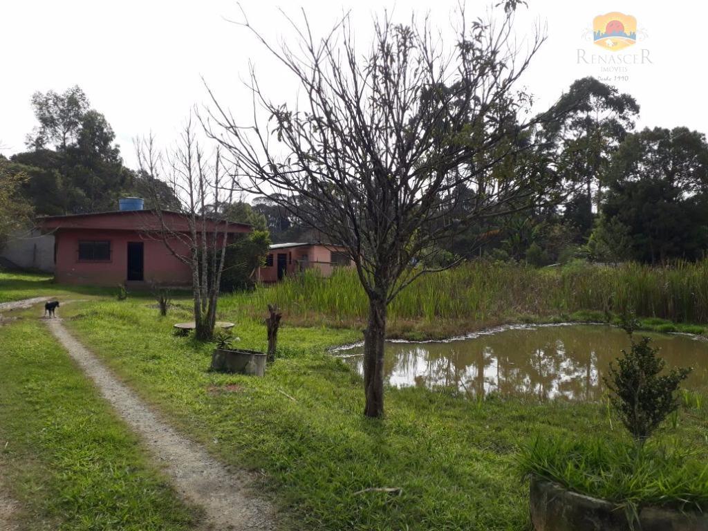 Chácara | 1250m² | Lago | Caseiro | Casa Blanca – Vargem Grande Paulista