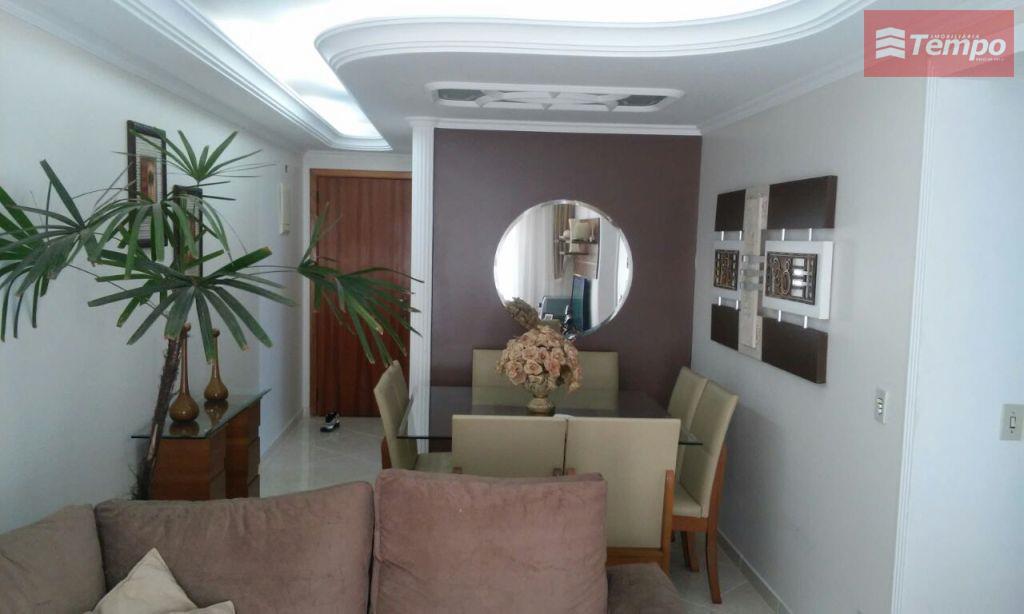Apartamento residencial à venda, Vila Emílio, Mauá.