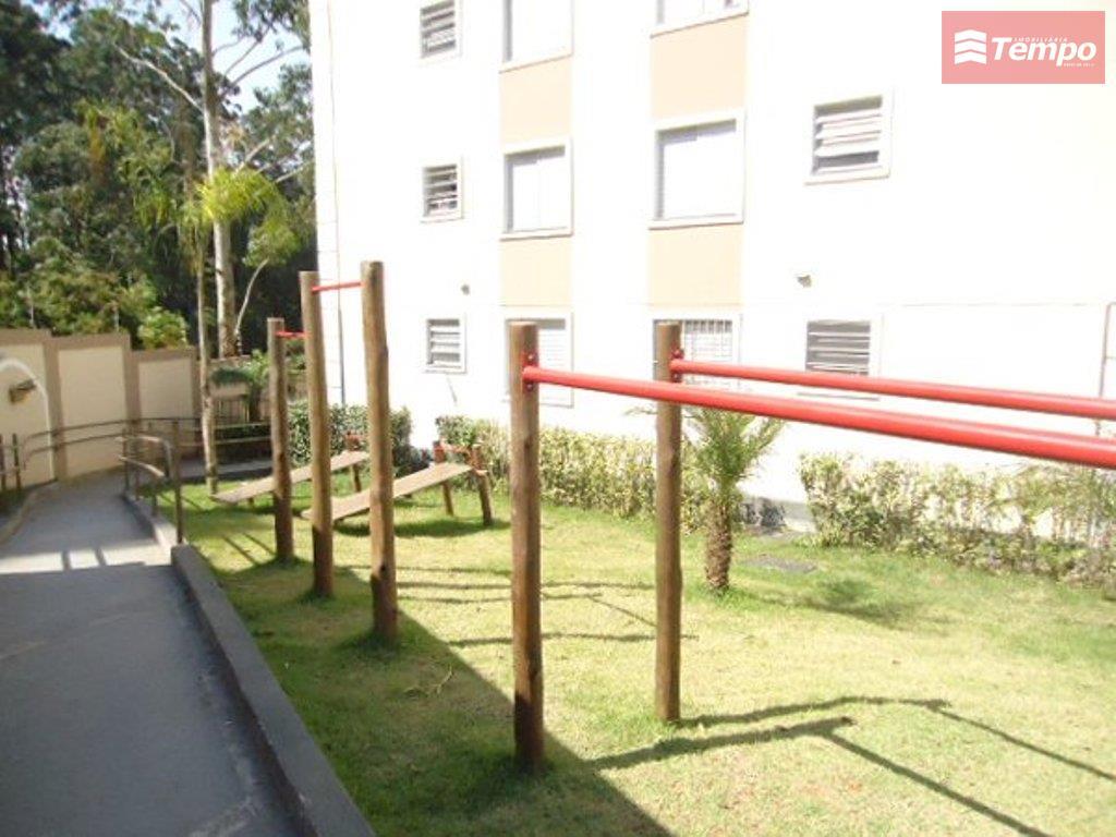 Apartamento Duplex residencial à venda, Parque São Vicente, Mauá.