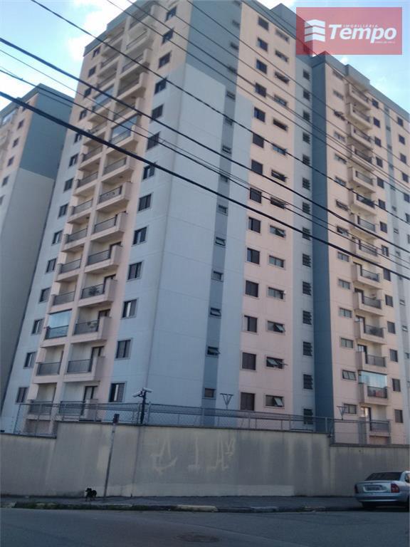 Apartamento residencial à venda, Vila Nossa Senhora das Vitórias, Mauá.