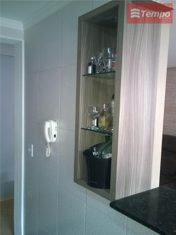 apartamento novo, decorado e parcialmente mobiliado!imóvel com 48 m² de área privativa02 dormitórios; 01 wc;sala para...