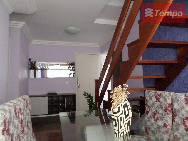 Apartamento Duplex residencial à venda, Parque São Vicente, Mauá - AD0004.
