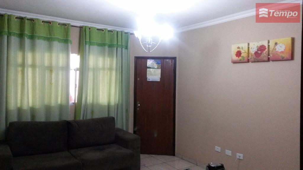 Sobrado residencial à venda, Jardim Pilar, Mauá.